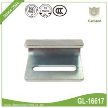 Light Duty Flat Pressed Steel Web Hook