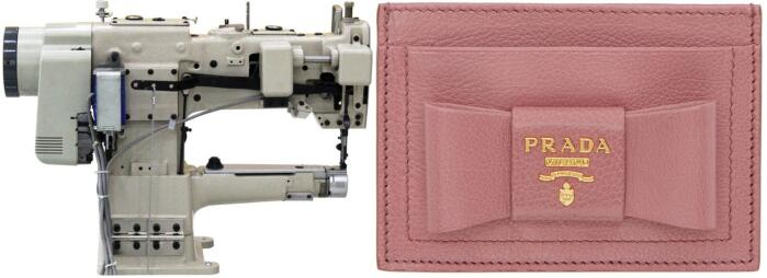 Direct Drive Cylinder Arm Leather Sewing Machine -1b