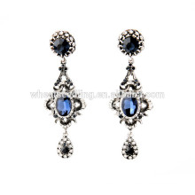 retro rhinestone latest trends wholesale stud cheap earrings made in china