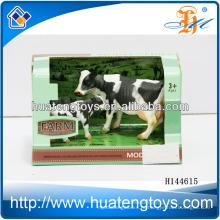 Моделирование животных Фарм набор ПВХ динозавров игрушки динозавров играть набор корова игрушки H144615