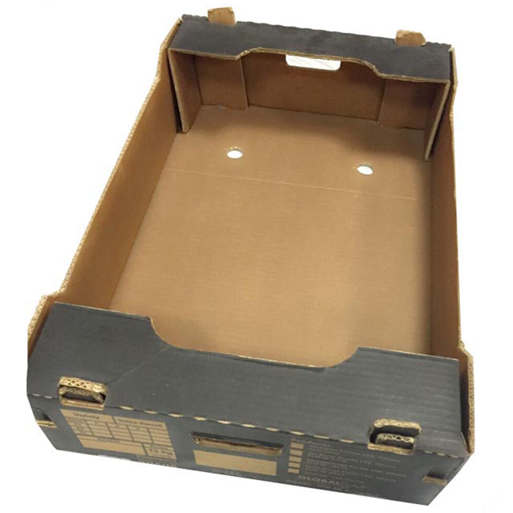 Fruit Vegetable Packaging Carton Corrugated Shipping Box