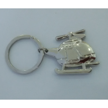 Promotional Metal Zin Alloy Air Plane Shape Key Holder (F1382)