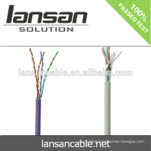 High quality1000ft utp ftp 24awg cat5e network cable