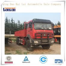 Beiben 6X6 All Wheel Drive Camión camión camión de carga