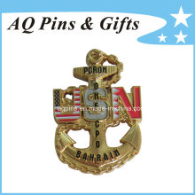 Custom Promotion Commemorative Gold Coins (coin-076)