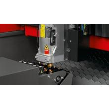 Máquina de corte a laser para chapas de metal