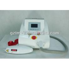 High quality 1064 nm / 532 nm nd yag laser removal tattoo