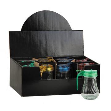 Frasco de óleo e vinagre com Handle Glass Condiment Bottle