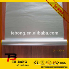 Silver Catering Aluminium Foil Roll heat preservation
