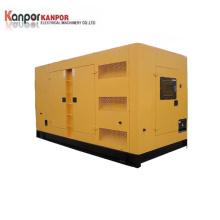 China Brand Engine 160kVA 180kVA Water Cooled Open Silent Type Diesel Generator OEM Factory