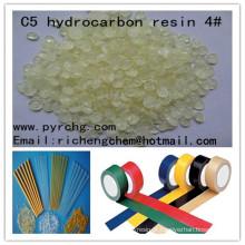 Resina de petróleo C5 para adesivos a quente