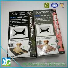 Glossy Lamination Pets Mat Carton Packing Box