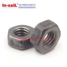 Écrous hexagonaux lourds d'acier inoxydable (ASTM A194)