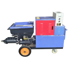 Machine de pulvérisation de plâtre de mortier de ciment en béton