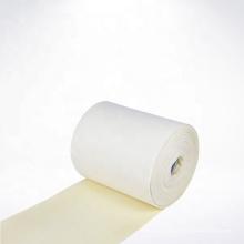 Tissu non tissé d'aramide filé à haute température