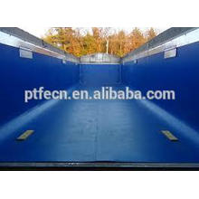 HDPE UHMWPE chute liners,truck bed liner,bunker liner