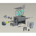 Kohlenstoffstahl Hochgeschwindigkeits-Pflug-Mischer