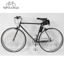 2017 nouvelle conception unique vélo électrique 700C * 25C ebike