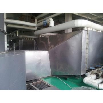 Chemical Oxide Flash Drying Machine for Magnesium Stearate