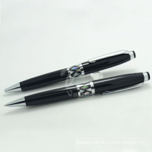 Mode Gravieren Kugelschreiber Dekorative Shell Kugelschreiber