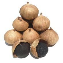 Fermented peeled single/solo black garlic