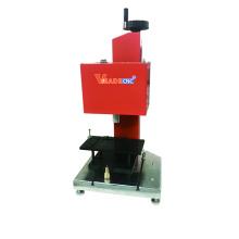 Machine rotative d'inscription de points de blanchissage pour pièces de roulement