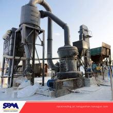 Planta de carboneto de cálcio de alta pressão