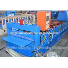 Machine de fabrication de feuilles de toiture / machine à fabriquer des tuiles