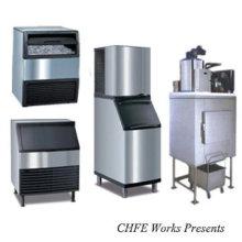Hohe Qualität mit verlustarmen Flocke Würfel Eismaschine