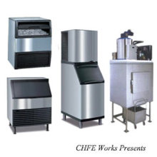 High quality with low loss flake cube ice making machine