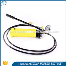 Factory Kashon High Flow Hydraulic Manual Oil Hand Pump