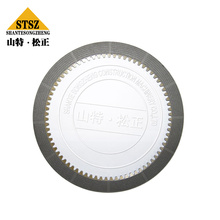 Pièces de niveleuse Komatsu GD605A-5 Disc 23S-15-12730 pièces de transmission komatsu