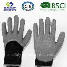 Nylon Latex Arbeitsschutzhandschuh