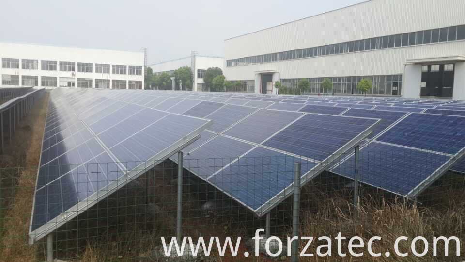 5MW Photovoltaic Power Plant