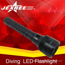 flashlight lumen police cree led flashlight H3 Tactical military flashlight with 3*cree 2500 lumens
