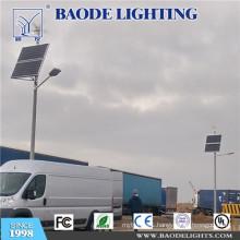 8m Street Lighting Pole with Arm Galvanized Steel Pole (BDP09)