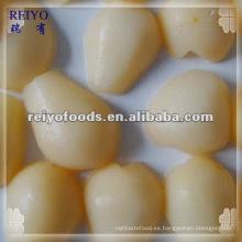Mezclas de pera enlatadas en almíbar