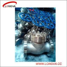 Válvula de retención oscilante de acero inoxidable CF8 H44W