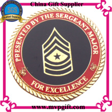 Customized Metal Military Coin for Gift