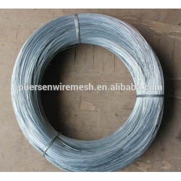 Fabricants chinois utilisant un fil d'acier de 6,5 mm en bobine SAE1008 fil étiré à froid