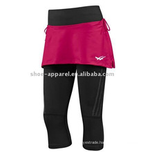 Wholesale cheap with skirts yoga pants,fitness pants