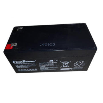 Reserv Elektrisk lokomotiv Deep Cycle Battery 12V3.2AH
