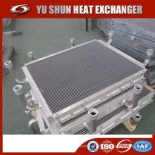 Hersteller og Platte und Stab Aluminium hartgelötet Hydraulik Ölkühler für Kat