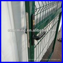 Portão de jarda de metal (fabricante e exportador)