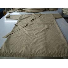 Albornoz de yukata sólido jacquard 100% algodón para japonés