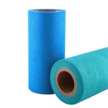 Tela no tejida disponible laminada en línea para la venta
