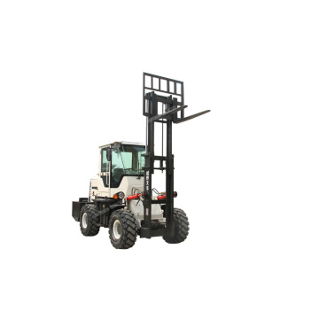 Forklift 3T Off Road Timber