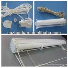 Aluminium-Vorhangschiene, römische Blindkomponenten, römische Schattenteile, römischer Blindmechanismus, Vorhangzubehör