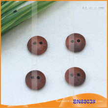 Natural Wooden Buttons for Garment BN8003