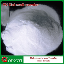 QingYi Schmelzklebstoffpulver für den Siebdruck